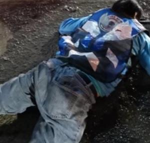 セブ島マンダウエ市魔の交差点|ハバルハバルライダーと女性乗客が瀕死