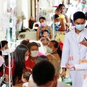 所詮フィリピンという穴のムジナ 7月末までは感染者総数8万人を突破する