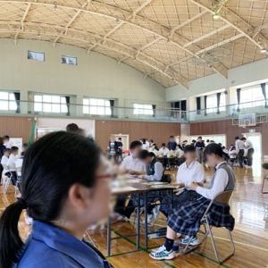 6/5(水)「家庭クラブ研究協議会」in川之江高校 に参戦してきたで!