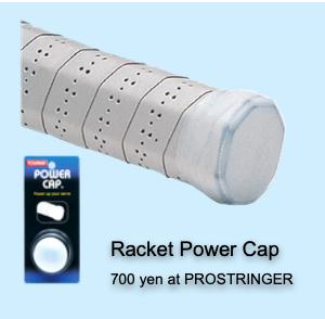 Racket Power Cap