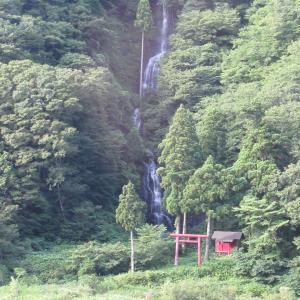 2019/7/13(土) 白糸の滝ドライブイン 山形県