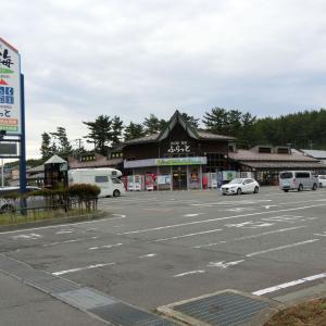 2019/7/13(土) 道の駅鳥海ふらっとde車中泊 山形県