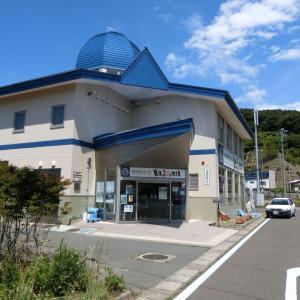 2019/7/16(火) 海の駅ふかうら「まるごと市場」 青森県