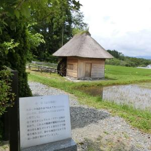 2019/7/18(木) 山口の水車 岩手県