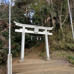 2020/1/04(土)姫宮神社 茨城県