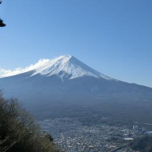 2020/1/13(月)新倉山浅間神社御殿 山梨県