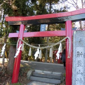 2020/1/13(月)新屋山神社本宮 山梨県