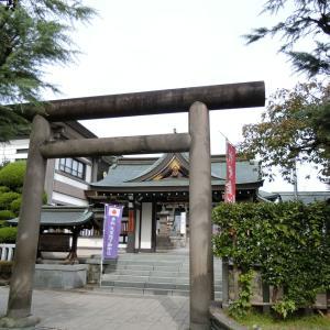 2019/10/21(月)里之宮湯殿山神社 山形県