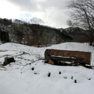 2020/1/19(日)藤原湖畔公園 群馬県
