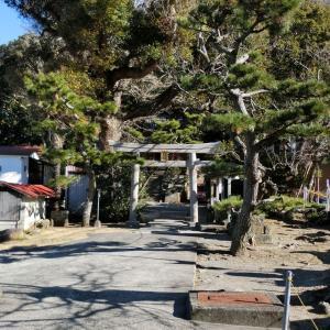 2020/2/09(日)白髭神社 神奈川県