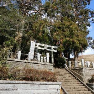 2020/2/22(土)鹿野山白鳥神社 千葉県