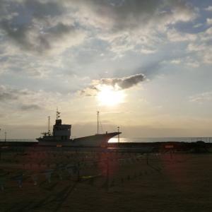 2020/2/23(日)道の駅ちくら潮風王国de車中泊 千葉県