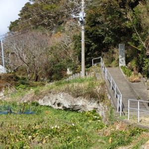 2020/2/24(月)波切不動と太海不動の滝 千葉県
