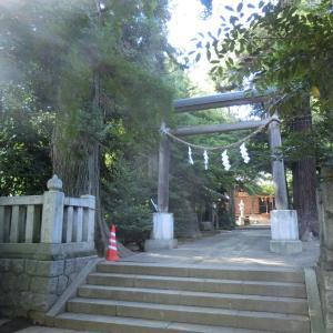 2020/6/20(土)大胡神社 群馬県