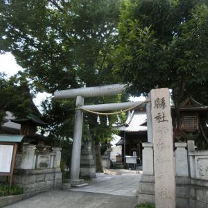 2020/6/21(日)伊勢崎神社 群馬県