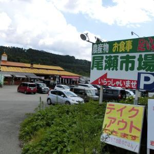 2020/7/19(日)尾瀬市場利根町本店deランチ  群馬県