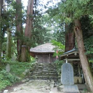 2020/7/23(木)勝楽山高蔵寺阿弥陀堂  宮城県