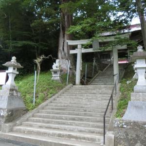 2020/7/23(木)八幡神社角田市  宮城県