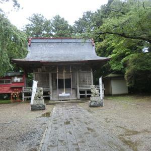 2020/7/25(土) 登米神社 宮城県
