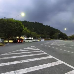 常磐自動車道湯ノ岳PA 下り 福島県