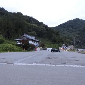 2020/8/14(金) 道の駅月山 月山あさひ博物村de車中泊 山形県
