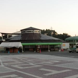 2020/8/19(水) 道の駅なんごうde車中泊 青森県