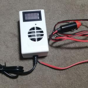 Jackery ポータブル電源の走行充電効率化 その2