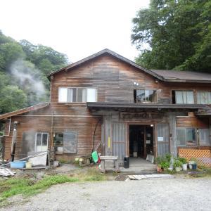 2020/8/21(金) 松川温泉松楓荘 岩手県