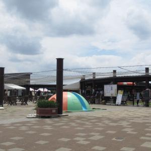 2021/6/12(土) 空の駅そ・ら・らdeランチ 茨城県