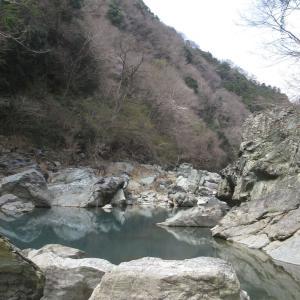 2021/3/27(土) 三波石峡 群馬県