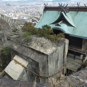 2021/3/10(水)石の宝殿生石(おうしこ)神社 兵庫県