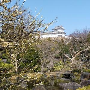 2021/3/10(水)姫路城西御屋敷跡庭園 兵庫県