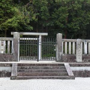 2019/5/3(金) 天智天皇山科陵 京都府