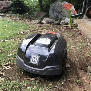 ロボット芝刈機(オートモア)設置~個人宅編