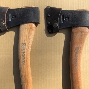 ハスクバーナ手斧38cmについて諸々・・・・