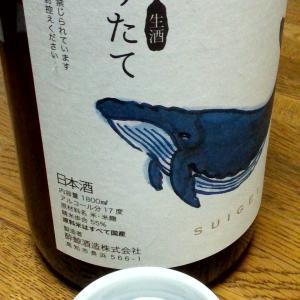 クリーミィな旨み!『酔鯨 しぼりたて 特別純米酒』