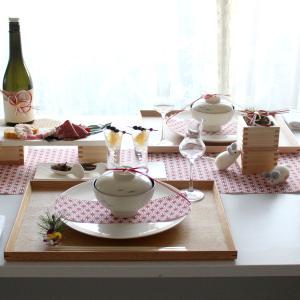 季節のテーブルコーディネート連載始まりました!