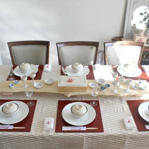お正月のお料理&テーブルコーディネート2020