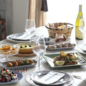 ポルトガル料理の会始まりました!