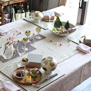 【ご報告】towanの器で楽しむ春のおもてなし和食 ~お料理編~