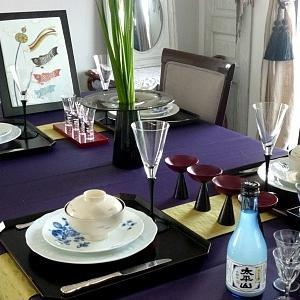 我が家の端午の節句 テーブルコーディネート&お料理