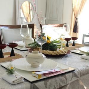 我が家のお正月テーブルいろいろ♪
