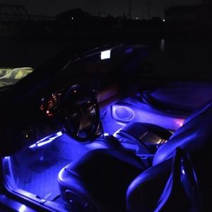 車内LEDカスタム