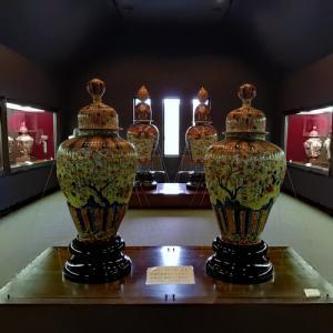 栗田美術館 フレディのイベントは要予約だった (9月28日)