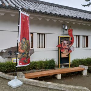 7/6 小田原城 「センゴク権兵衛」原画展 3