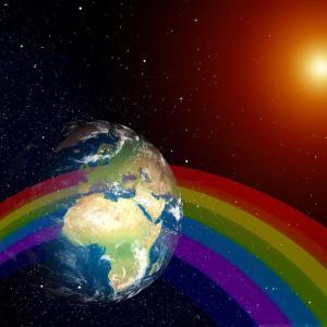 平和を願う世界一斉瞑想もうすぐです♪