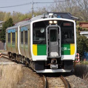 久留里線・キハE130系100番台~新人が大活躍のローカル線!