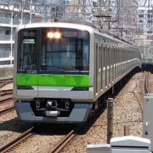 都営新宿線・10-300形~カオが違っても気にしない!