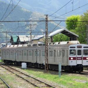 【お盆は長電!】長野電鉄・8500系~長電なのに山登りのできない都会育ちの子!