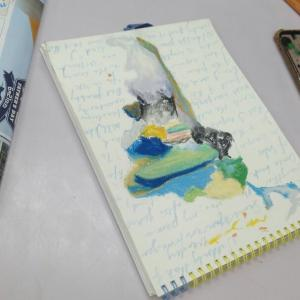 端午節のアートクラス